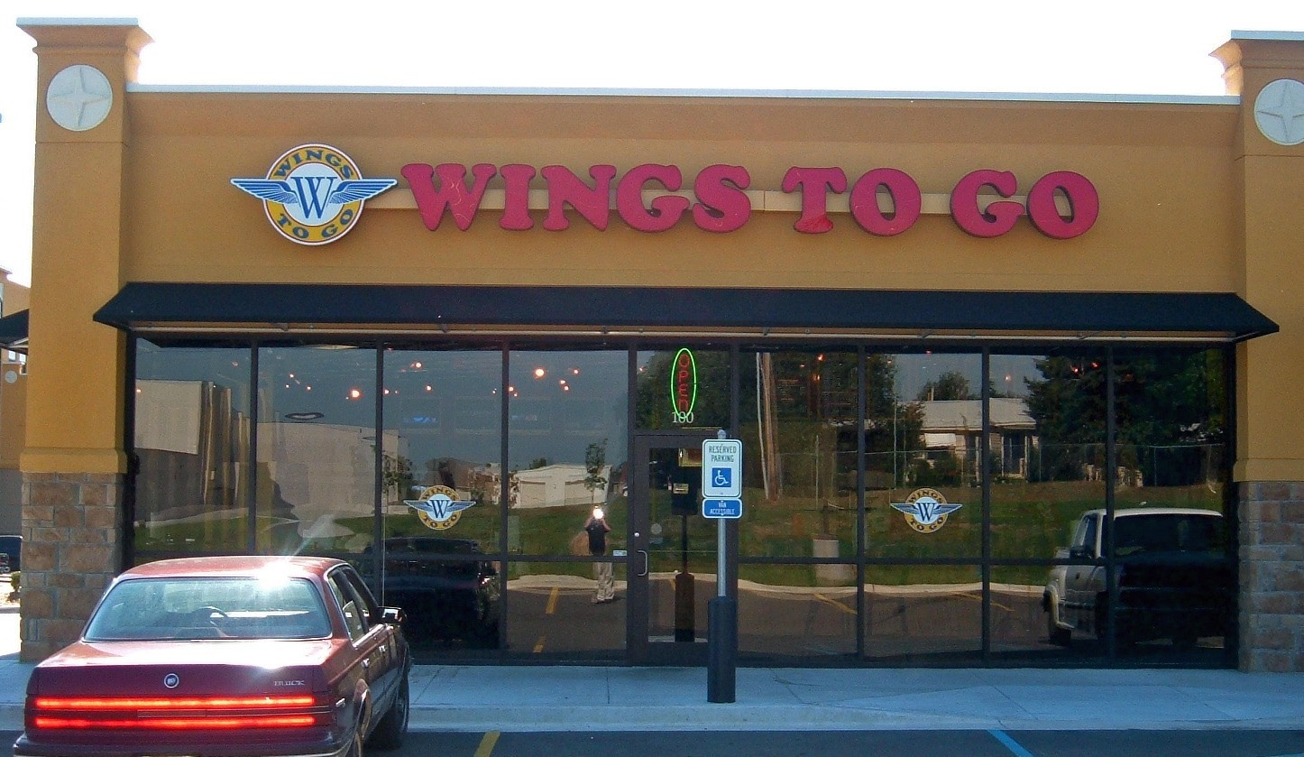 WINGS TO GO - Owasso, OK