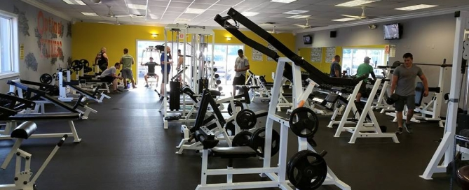 Optimal Fitness (Photo Credit: OptimalFitnessOwasso.com)